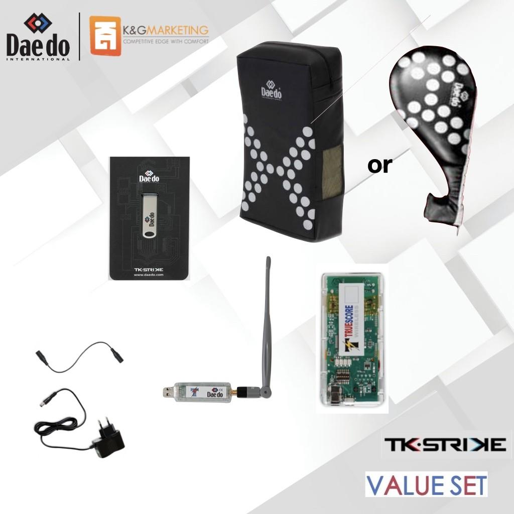 Gen 1 - Daedo Value Set