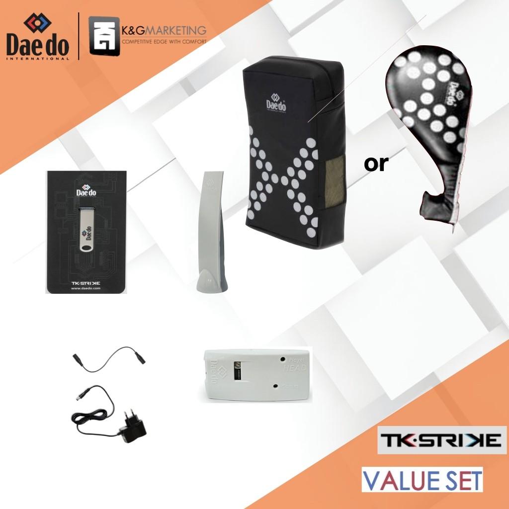 Gen 2 - Daedo Value Set