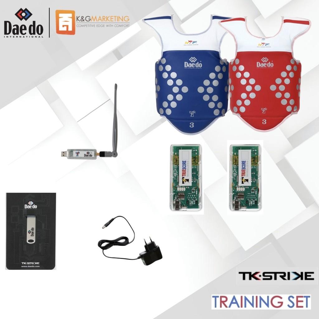 Gen 1 - Daedo Training Set