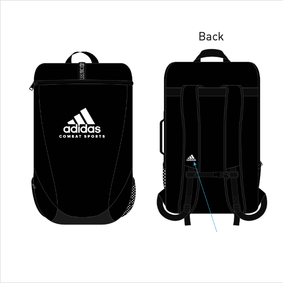 Adidas FW20/21 Backpack - Combat Sports [Exclusive]