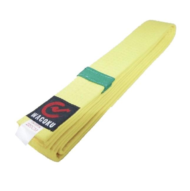Wacoku Double Round Colour Belt - Y7(#220)