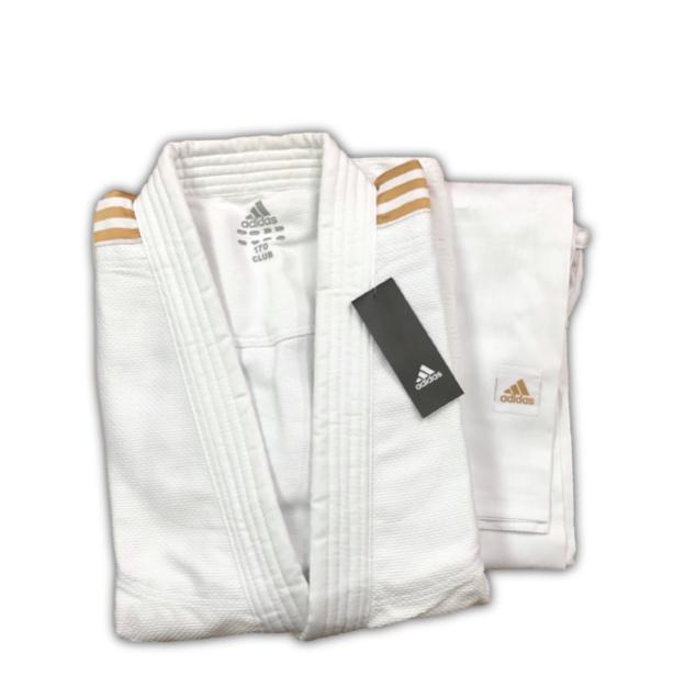 Adidas JUDO Uniform 300GM (White)