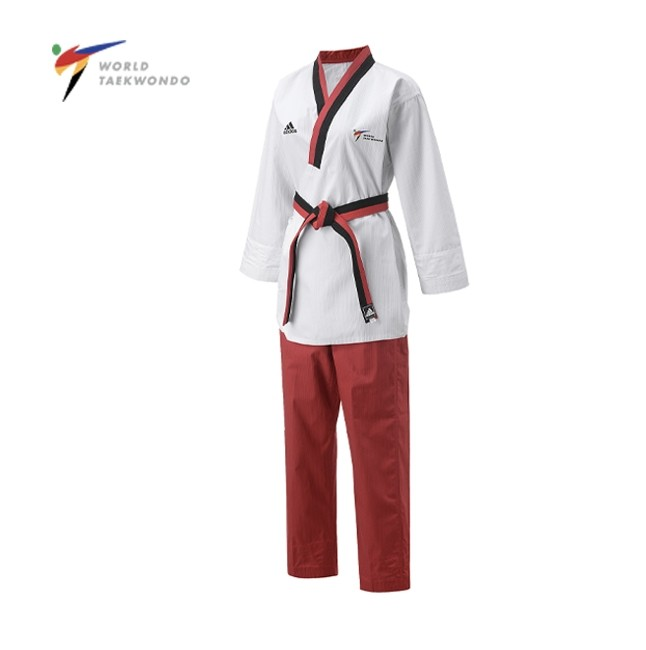 [Arrival Apr 2021] Adidas WT Approved Poomsae Youth Female