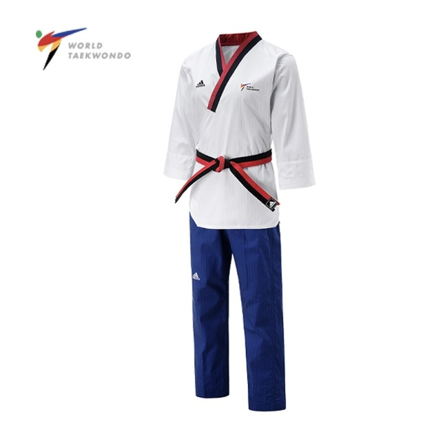 Adidas WT Approved Poomsae Youth Male
